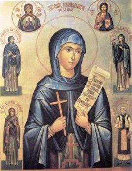 Sf. Cuvioasă Parascheva