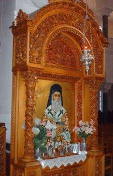 Sfântul Nectarie a fost unchiul bunicului meu