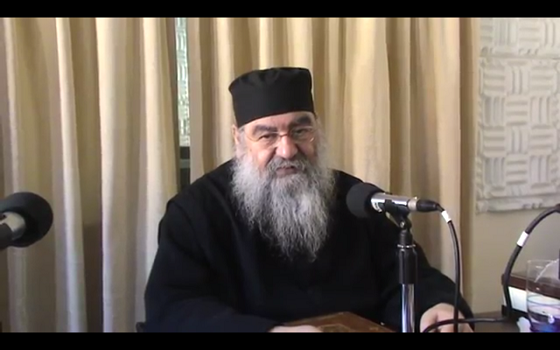 Mesaj către români - I.P.S. Mitropolit Athanasios, Limasol, Cipru. VIDEO