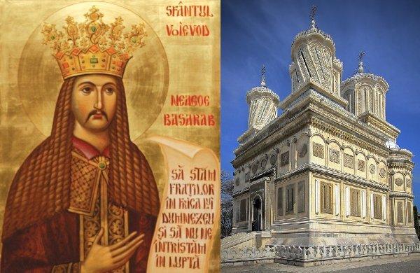 Sf. Neagoe Basarab – ctitor al întregului Athos (II)